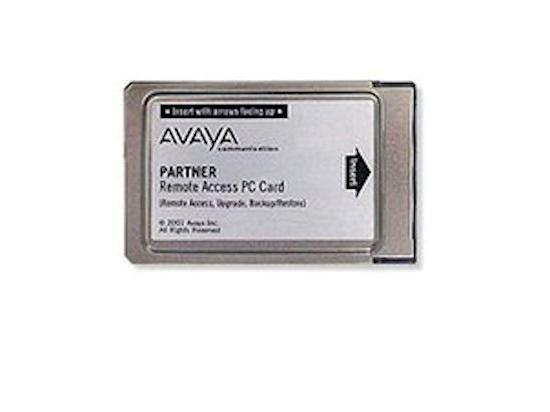 Avaya Partner ACS Remote Access Card