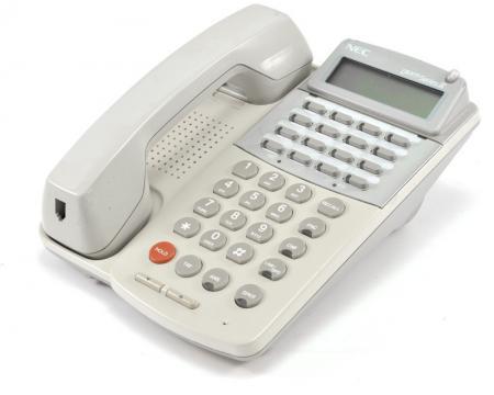 "NEC Dterm Series III ETJ-16DC-2 Beige Phone Display Speaker (SW) 16 Button (570510) ""C-Stock"""