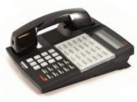 Fujitsu Allegra F9015-00 24-Button Black Display Phone