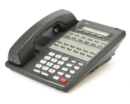 nec ds1000 2000 22 button display speakerphone 80573 rh pcliquidations com NEC Dterm 80 Manual NEC Dterm Series E Manual