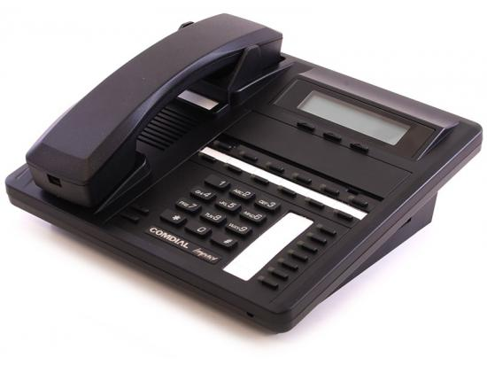Comdial Impact SCS 8312S-FB Black Display Speakerphone
