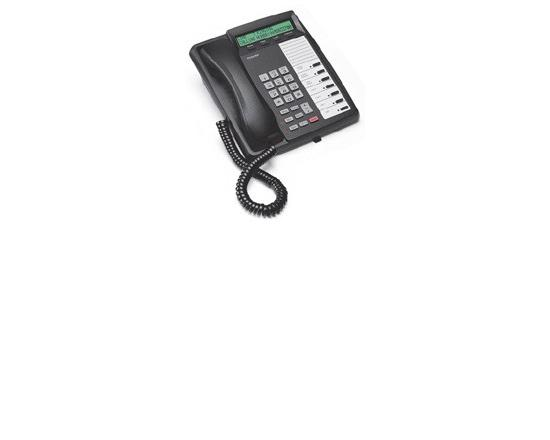 Toshiba Strata DKT3007-SD 7-Button Charcoal Phone
