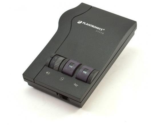 Plantronics Vista M12 Headset Amplifier (43596-01)