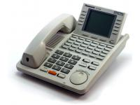 Panasonic KX-T7436 White Analog Display Speakerphone - Grade A