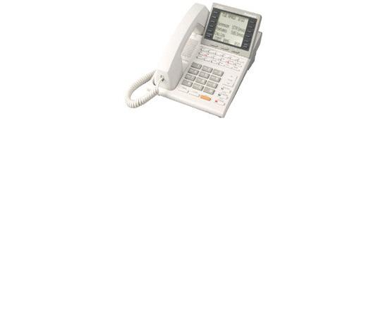 Panasonic XDP KX-T7235 White Large Display Speakerphone