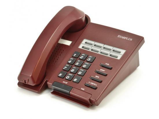 Vodavi Starplus Triad TR9011-60 Burgundy Analog Speakerphone - Grade A