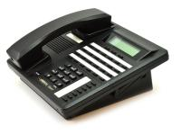 Comdial Impact SCS 8324SJ-FB Black Display Speakerphone w/ Headset Jack