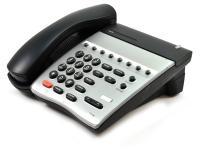 NEC Electra Elite IPK DTH-8-1 Black Non-Display Phone (780067)