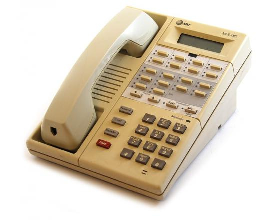 Avaya MLS-18D White Display Speakerphone