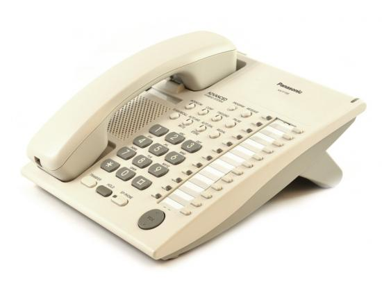 Panasonic Hybrid System KX-T7720 White Non-Display Speakerphone