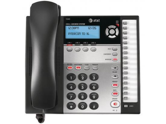 AT&T 1040 4 Line Phone w/ Intercom