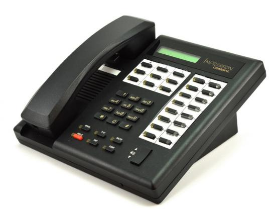 Comdial Impression 2022S-FB Black Display Speakerphone - Grade A