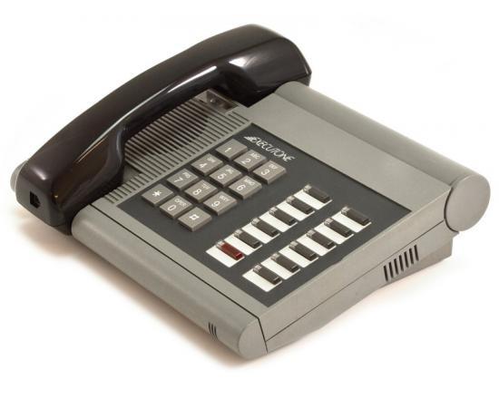 Executone Isoetec Medley Model 12 Grey Telephone (84300)