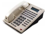 Atlas II ET-36D-E HAC 36-Button White Digital Display Speakerphone