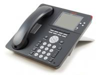 Avaya 9650 16-Button Black IP Display Speakerphone - Grade A