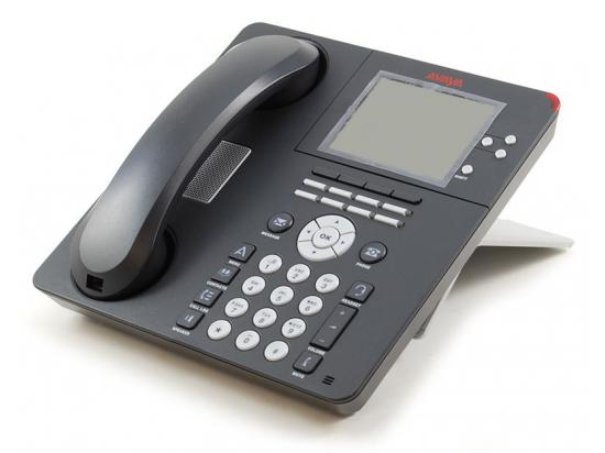 Avaya 9650 16-Button Black IP Display Speakerphone - Grade A