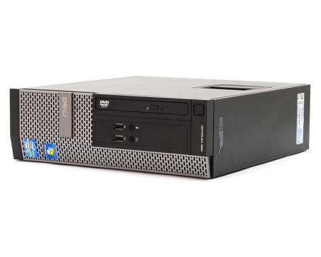 Dell OptiPlex 390 SFF Computer Intel Core i3 (i3-2100) 3.1GHz 2GB DDR3 250GB HDD - Grade A