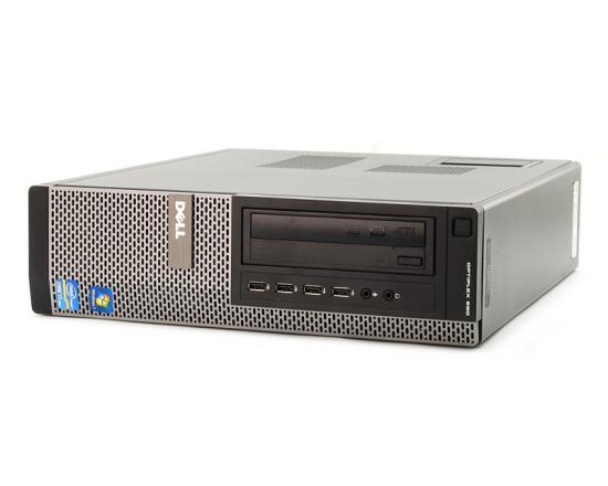 Dell OptiPlex 990 Desktop Computer Intel Core i7 (2600) 3.4GHz 4GB DDR3 250GB HDD