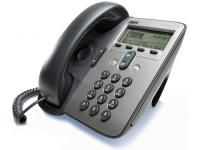Cisco CP-7911G Charcoal Silver IP Display Phone - Grade A