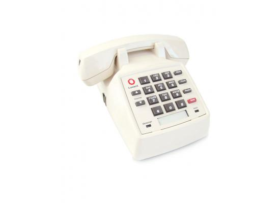 Avaya TELSET 2500YMGP-215 Single Line Phone - White Avaya