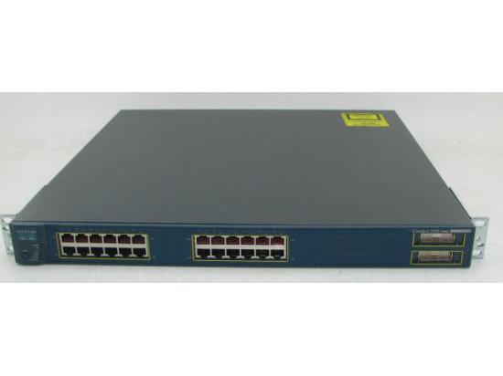 Cisco Catalyst WS-C3550-24PWR-SMI 24-Port 10/100/1000 Managed Switch