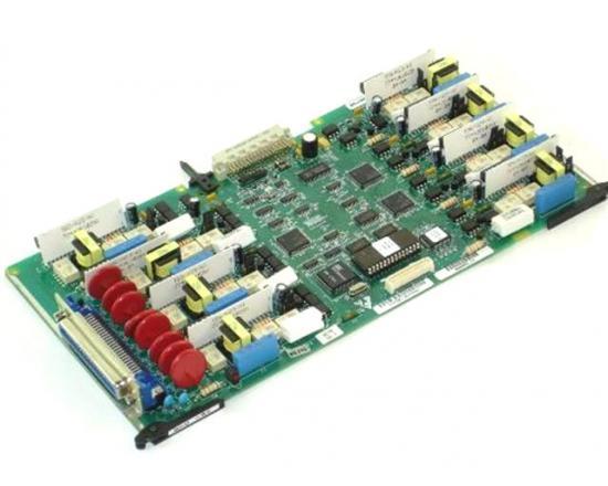 Tadiran Coral IPx 72449301100 8-Circuit Trunk Card - 8TC