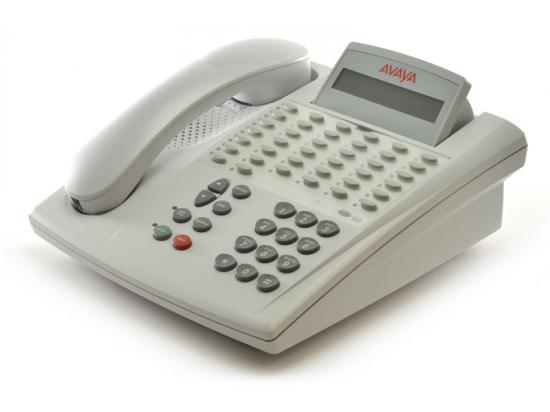 Avaya Euro Partner 34D Series II White Display Speakerphone