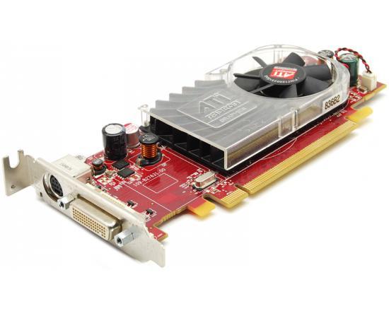 ATI 102B2760200 HD2400XT 256MB DDR2 PCI-E x16 Low Profile Video Card