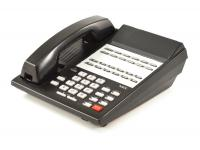 NEC Nitsuko 124i/384i DX2NA-12CTH 22-Button Black Non-Display Speakerphone (92750)
