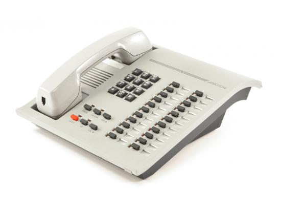 "Executone Key Phone 28K/D Assembly 82100 Lt. Grey ""Grade B"""