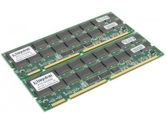 Kingston KTC-G2/2048 Kit of 2 Server Memory Cards