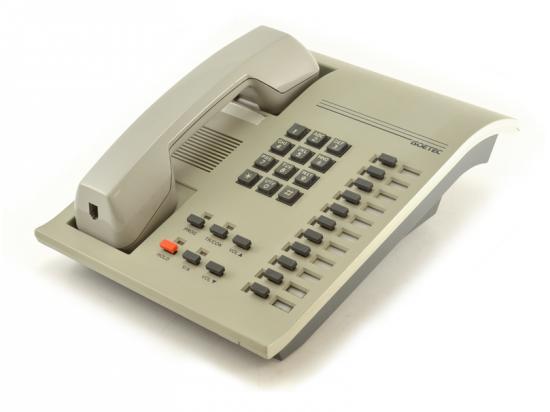 Executone Isoetec 17K/D Light Grey Non-Display Phone (82200)