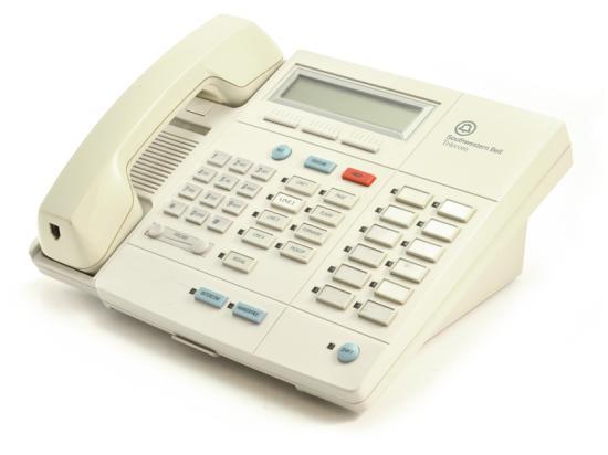 Southwestern Bell Landmark DKS 930 Display Speakerphone - White