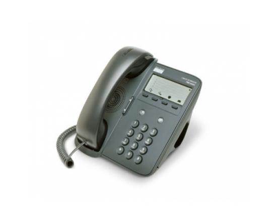 Cisco CP-7902G Charcoal IP Display Speakerphone - Grade A