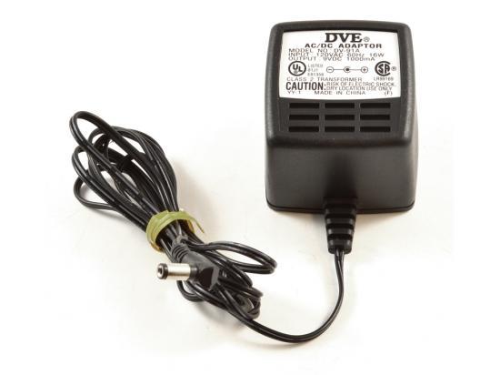 DVE DV-91A  9V 1000mA Power Adapter - Grade A