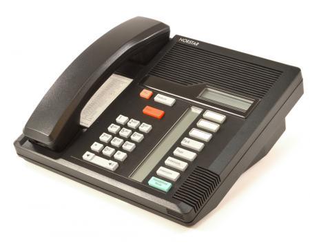 """Nortel Norstar M7208 Black Display Speakerphone (NT8B30) """"Grade B"""""""