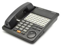 Panasonic KX-T7425 24-Button Black Non-Display Speakerphone