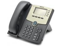 Cisco SPA514G Charcoal Gigabit IP Display Speakerphone - Grade B