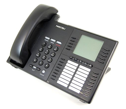 Iwatsu ICON IX-5810 505810 26 Button Digital Telephone