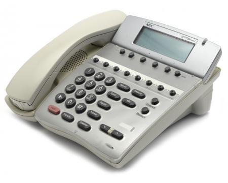nec dterm series i dtr 8d 2 white display speaker phone 780042 rh pcliquidations com nec dterm series i telephone user guide nec dterm series iii user guide