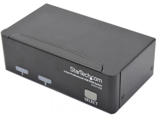 StarTech.com SV231USB 2-Port Professional USB KVM Switch Kit
