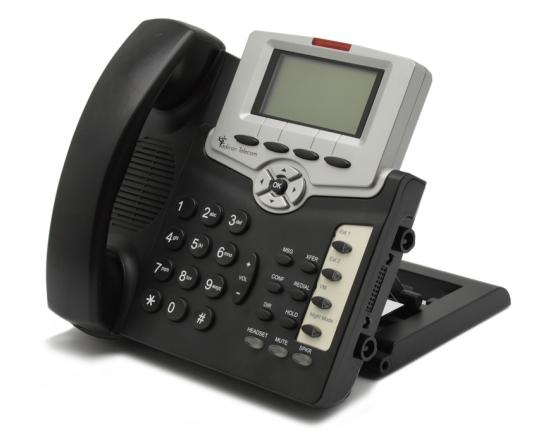 Tadiran T208M IP Display Phone (77440102000)