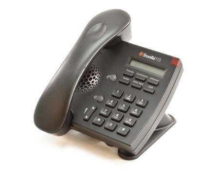 ShoreTel 115 Black IP Phone