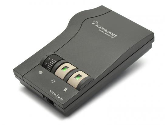 Plantronics Vista M22 Headset Amplifier (43596-40)