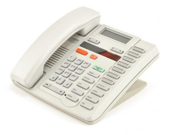 Nortel Aastra M9316 Single Line Phone Grey (NT2N31)