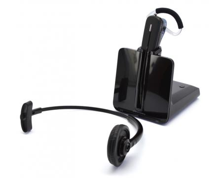 Plantronics CS540 Wireless DECT Headset System (84693-01)