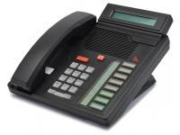 Nortel Meridian M5208 Black Display Phone (NT4X41)