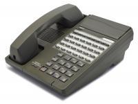 Iwatsu Omega-Phone ADIX IX-24KTS-2 Gray 24 Button Non-Display Speakerphone (104210)