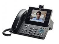 Cisco CP-9971 Charcoal Gigabit IP Video Phone - Grade A