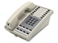Comdial Executech 6706X-PG 6 Line Monitor Phone Pearl Gray